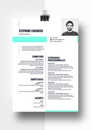 stephane modele cv