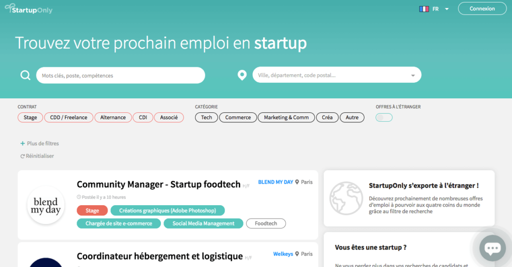 startuponly