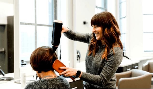 exemple cv coiffeur header